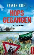 Cover-Bild zu Hopsgegangen (eBook) von Kohl, Erwin