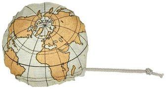 Cover-Bild zu Fernweh Zaubershopper Weltkarte
