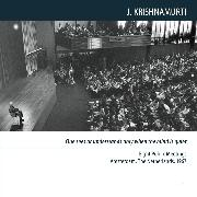 Cover-Bild zu Krishnamurti, Jiddu: It is only a very silent mind that can actually see (Audio Download)