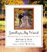 Cover-Bild zu Goodbye, My Friend von O'Day, Devon