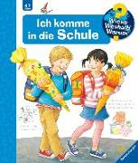Cover-Bild zu Ich komme in die Schule von Rübel, Doris