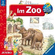 Cover-Bild zu Wieso? Weshalb? Warum? Im Zoo (Audio Download) von Erne, Andrea