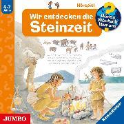 Cover-Bild zu Wieso? Weshalb? Warum? Wir entdecken die Steinzeit (Audio Download) von Rübel, Doris