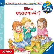 Cover-Bild zu Wieso? Weshalb? Warum? junior. Was essen wir? (Audio Download) von Rübel, Doris