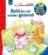 Cover-Bild zu Bald bin ich wieder gesund von Rübel, Doris