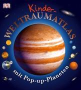Cover-Bild zu Kinder-Weltraumatlas mit Pop-up-Planeten