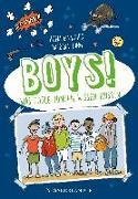 Cover-Bild zu Boys! von Einwohlt, Ilona