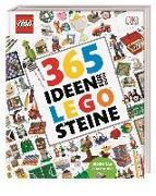 Cover-Bild zu 365 Ideen für deine LEGO® Steine von Hugo, Simon