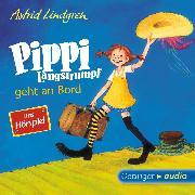Cover-Bild zu Pippi Langstrumpf geht an Bord - Das Hörspiel (Audio Download) von Lindgren, Astrid