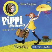 Cover-Bild zu Pippi Langstrumpf geht an Bord (Audio Download) von Lindgren, Astrid