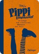 Cover-Bild zu Hej, Pippi Langstrumpf! von Lindgren, Astrid