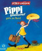 Cover-Bild zu Pippi Langstrumpf geht an Bord (eBook) von Lindgren, Astrid