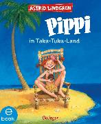 Cover-Bild zu Pippi in Taka-Tuka-Land (eBook) von Lindgren, Astrid