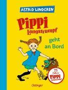 Cover-Bild zu Pippi Langstrumpf geht an Bord von Lindgren, Astrid