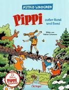Cover-Bild zu Pippi außer Rand und Band von Lindgren, Astrid