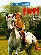 Cover-Bild zu Pippi ausser Rand und Band von Lindgren, Astrid