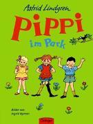Cover-Bild zu Pippi im Park von Lindgren, Astrid