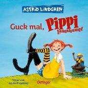 Cover-Bild zu Guck mal, Pippi Langstrumpf von Lindgren, Astrid