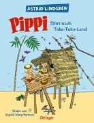 Cover-Bild zu Pippi fährt nach Taka-Tuka-Land von Lindgren, Astrid