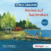 Cover-Bild zu Ferien auf Saltkrokan (2) (Audio Download) von Lindgren, Astrid