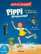Cover-Bild zu Pippi Langstrumpf (eBook) von Lindgren, Astrid