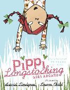 Cover-Bild zu Pippi Longstocking Goes Aboard von Lindgren, Astrid