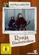 Cover-Bild zu Ronja Räubertochter von Lindgren, Astrid (Nach Erz.)