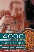 Cover-Bild zu 4000 Bowls of Rice von Holmes, Linda Goetz