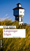 Cover-Bild zu Langeooger Lügen von Gerdes, Peter
