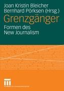 Cover-Bild zu Grenzgänger von Bleicher, Joan Kristin (Hrsg.)
