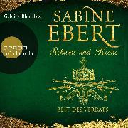 Cover-Bild zu Schwert und Krone - Zeit des Verrats - Das Barbarossa-Epos, (Ungekürzte Lesung) (Audio Download) von Ebert, Sabine