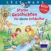 Cover-Bild zu LESEMAUS Sonderbände: Starke Geschichten für kleine Entdecker von Tielmann, Christian