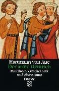 Cover-Bild zu Der arme Heinrich von Hartmann von Aue