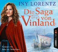 Cover-Bild zu Die Saga von Vinland von Lorentz, Iny