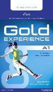 Cover-Bild zu Gold Experience A1 eText Student Access Card von Aravanis, Rosemary