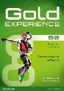 Cover-Bild zu Gold Experience B2 Teacher's eText ActiveTeach Disc von Stephens, Mary