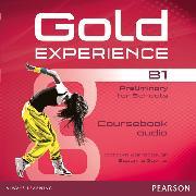 Cover-Bild zu Gold Experience B1 Class Audio CDs