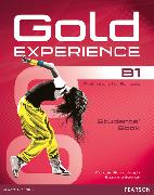 Cover-Bild zu Gold Experience B1 Students' Book with DVD-ROM von Barraclough, Carolyn