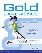 Cover-Bild zu Gold Experience A1 MyEnglishLab & Workbook Benelux Pack von Frino, Lucy