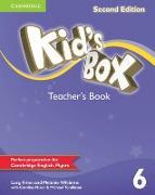 Cover-Bild zu Kid's Box Level 6 Teacher's Book von Frino, Lucy