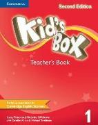 Cover-Bild zu Kid's Box Level 1 Teacher's Book von Frino, Lucy