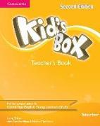 Cover-Bild zu Kid's Box Starter Teacher's Book von Frino, Lucy