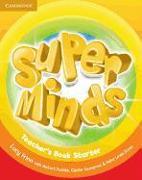 Cover-Bild zu Super Minds Starter Teacher's Book von Frino, Lucy