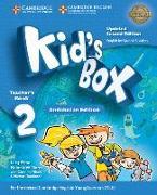 Cover-Bild zu Kid's Box Level 2 Teacher's Book Updated English for Spanish Speakers von Frino, Lucy