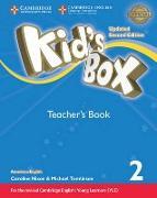 Cover-Bild zu Kid's Box Level 2 Teacher's Book American English von Frino, Lucy