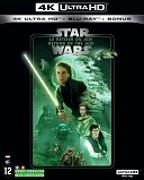 Cover-Bild zu Star Wars - Episode VI : Le Retour du Jedi - 4K + 2D von Richard Marquand (Reg.)