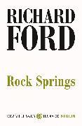 Cover-Bild zu Rock Springs (eBook) von Ford, Richard