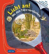 Cover-Bild zu Wo sich Tiere verstecken von Heller, Barbara (Übers.)