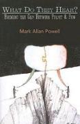 Cover-Bild zu What Do They Hear? (eBook) von Powell, Mark Allan