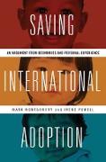 Cover-Bild zu Saving International Adoption (eBook) von Montgomery, Mark
